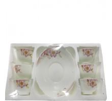 набор салатников 7ед стеклокерамика мод 0946-1