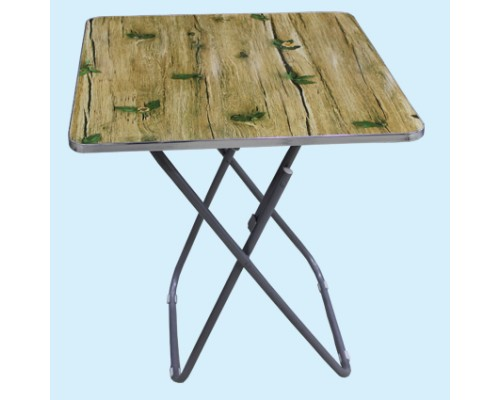 стол 80 Х 80 мод1-6(листик)