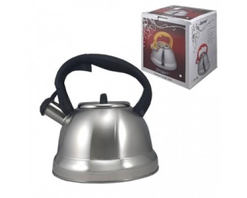 чайник нерж 2.5л мод 10-201 Flamberg