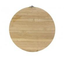 доска разделочная 34*34*1,7 бамбуковая мод 21-1-7