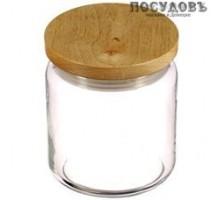 банка для сыпучих стекло 450мл _x000D_ мод21-6-35