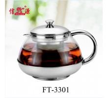 чайник заварочный 1050мл мод 3301