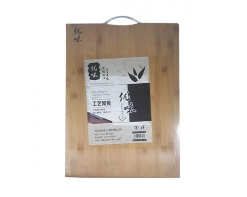 доска разделочная 30*40*1,8 бамбуковая 4-44