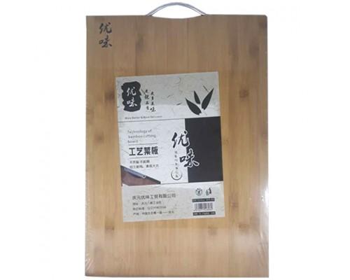 доска разделочная 35*50*1,8 бамбуковая 4-45 арт 8060