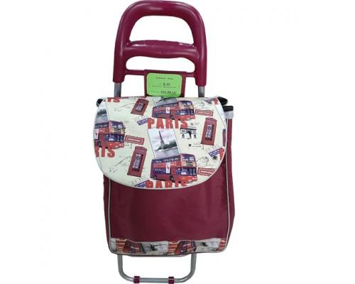 сумка на колесиках _x000D_ мод 2020-6-22