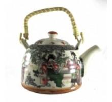 чайник заварочный керамика 6619 800ml №10