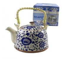чайник заварочный керамика 6619 800ml №4
