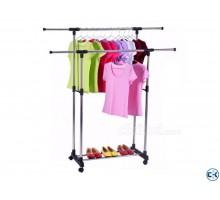 металлическая стойка для одежды 6806