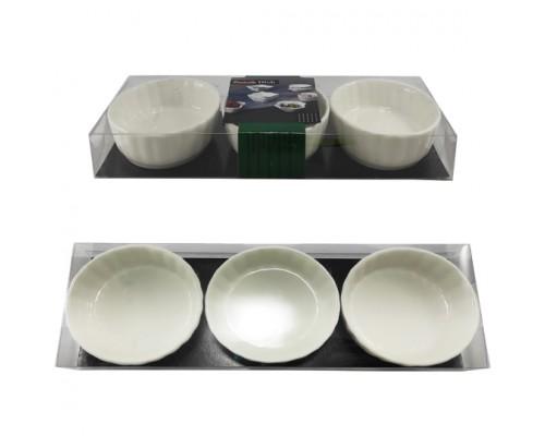набор салатников 3ед мод 2020-7-69 (7,5х21см)