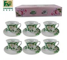 Чайный набор 12ед мод 7882