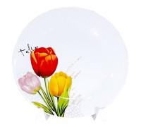 Тарелка плоская круглая 240 мм мод 8814