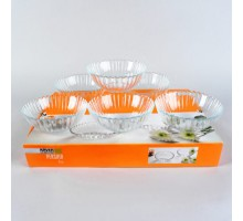 Pershia набор салатников 6шт BL7020GCL