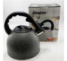 чайник нерж 2,5л А05В-2,5 Flamberg