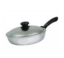 Сковорода 240 с крышкой(глубокая) БС24трк