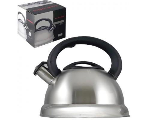 чайник нерж 2,5л мод 10-200 Flamberg