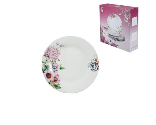 Набор тарелок круглых 200мм 6ед мод 17162