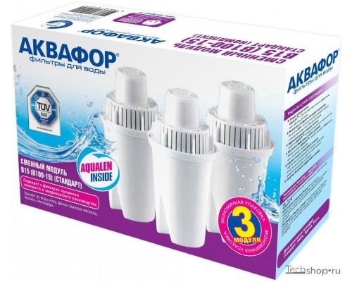 сменный картридж B100-15 (К3) AQUAPHOR